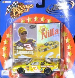 Winner's Circle Double Platinum Dale Earnhardt #3 Nilla ()
