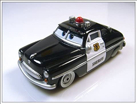 Disney Pixar Cars Sheriff # 46 (new, without package)