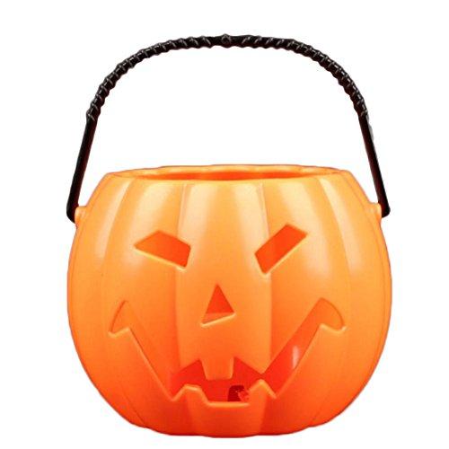 aloiness Batterie Laterne String Dekoration Schlafzimmer Dekoration Geisterfest Kürbis Club Party Feier Pumpkin Light für Halloween Party