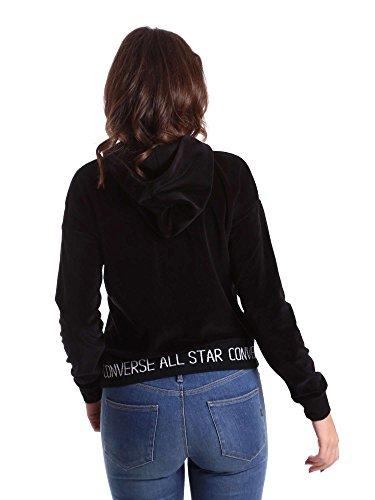 Converse 10006186 Sweatshirt Femmes Noir