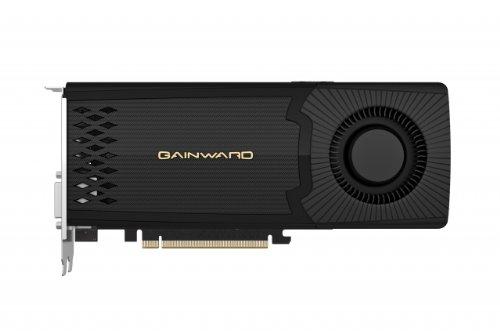 Gainward 4260183363002 NVIDIA GTX 760 Grafikkarte (PCI-e, 2GB GDDR5 Speicher, 2X DVI, HDMI, DisplayPort, 1 GPU)