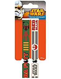 Star Wars - Boba Fett, Rebel Alliance Pulsera (10 x 2cm)