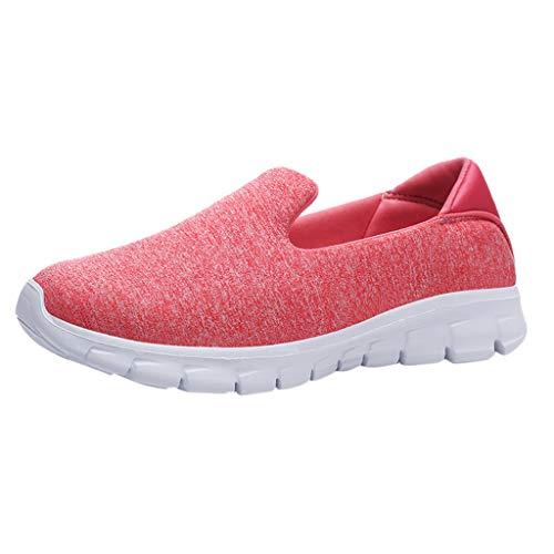 BHYDRY Zapatos Moda Shake Mujer Ventilar Zapatillas