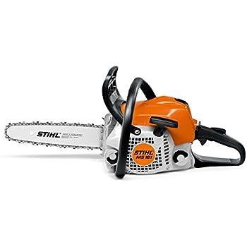 Stihl MS181 14-Inch Chain Saw - Orange