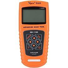 Tofern Vgate VAG CAN OBDII lettore di codici errore, Scanner diagnostico per auto AQV VAG007, strumento per controllare la luce del motore, per VW e Aufi