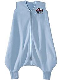 Halo Innovations Big Kids Wearable Blanket Fleece (4-5 Years, Blue Truck)