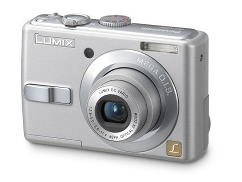 Panasonic DMC-LS60 EG-S Digitalkamera (6 Megapixel, 3-fach opt. Zoom, 5,1 cm (2 Zoll) Display, Bildstabilisator) silber Panasonic Sd-viewer
