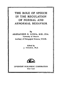 The Role of Speech