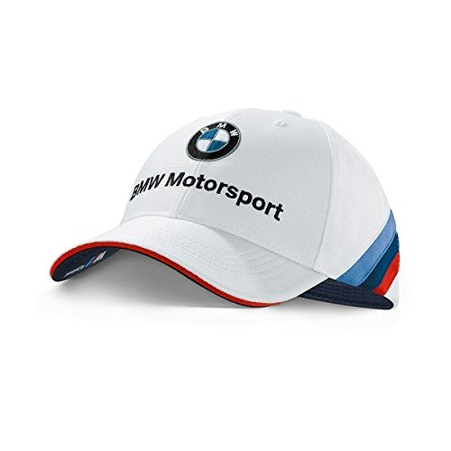 Produktbild Original BMW New M Motorsport Unisex Team Baseball Cap Hat 80162285866