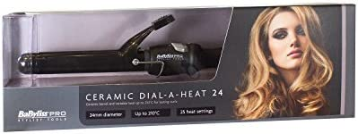 Babyliss Ceramic Dial-A-Heat Curling Tong 24mm