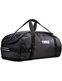 Thule Chasm 90L - Bolsa de viaje, color negro