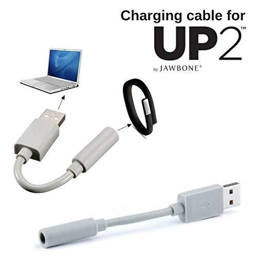 Ersatz-USB-Lade- und Datenkabel für Jawbone UP und UP2 Armband Fitness Tracker