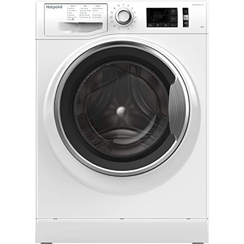 Hotpoint NM111045WCAUK A+++ Rated Freestanding Washing Machine - White Best Price and Cheapest