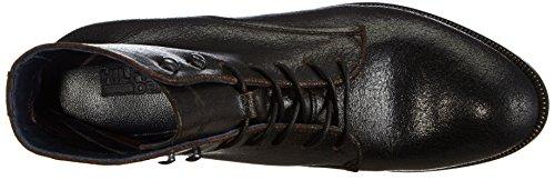 Hilfiger Denim - Mayke 12a, Stivali chelsea Donna Nero (Schwarz (BLACK 990))