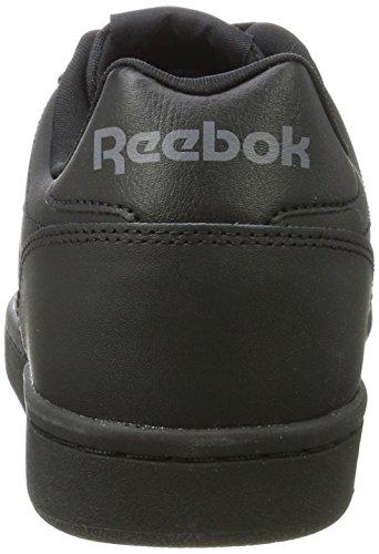 Reebok Limpio Bajos Tiburón Real Deporte De negro Homme Completan Zapatillas Lx Negro aq0axnwrgp
