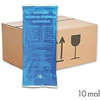 KK-Hygiene Kalt-Warm Kompressen Mehrfachkompresse (12 x 29 cm, 10 Stück) mikrowellengeeignet preisvergleich bei billige-tabletten.eu