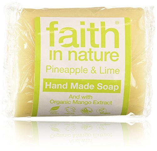 Faith In Nature Pineapple and Lime Hand Made Soap 100 g