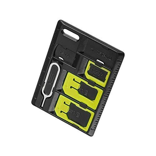 Goobay 45187 SIM Adapter Set für Nano/Micro - Mit 4s Iphone Sim-karten-slot