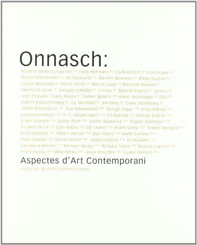 Colección Onnasch: Aspectos de arte contemporáneo (ACTAR)