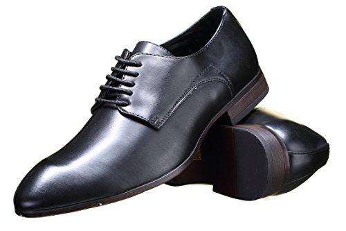 Reservoir Shoes - Chaussure Derbie Vicky Noir Noir
