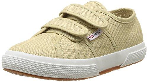 Superga 2750 Jvel Classic, Sneakers Basses mixte enfant Beige (497 Sabbia)