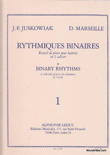 RYTHMIQUES BINAIRES VOLUME 1/BATTERIE
