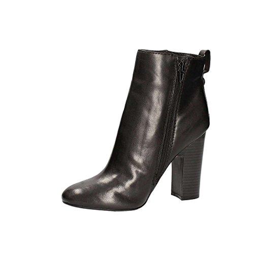 Guess FLNAS4 LEA10 Boots à Talons Femmes Noir