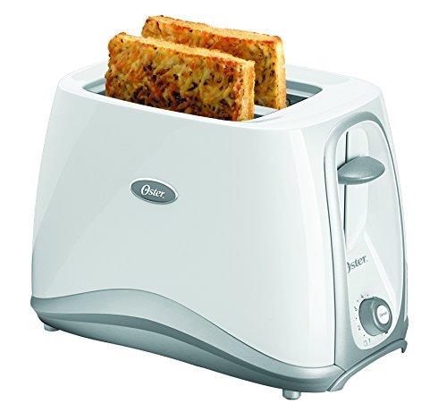 Oster Tsttr6544 750-watt 2-slice Toaster (white)