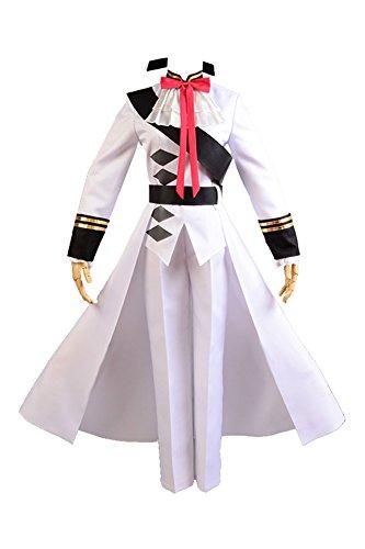 Fuman Seraph of the End Vampires Ferid Bathory Uniform Cosplay Kostüm XXXL
