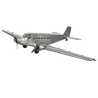 Authentic Models - Flugzeugmodell - Junker JU52 - Iron Annie - inkl. Ständer - Maßstabsgetreu