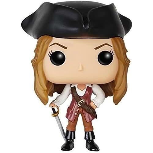 munecos pop kawaii FunKo POP! Vinilo - Disney: Pirates: Elizabeth Swan