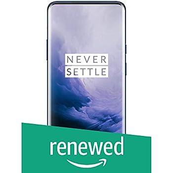 (Renewed) OnePlus 7 Pro (Nebula Blue, 12GB RAM, 256GB Storage)
