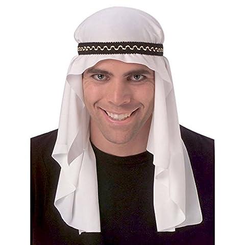 Arabian Mantle casque Sheik Costume prince du désert arabe Sultan Hat