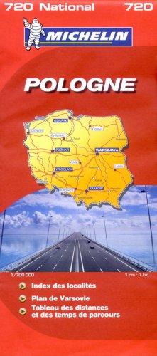 Pologne : 1/700 000