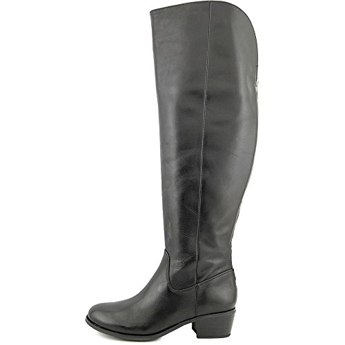 INC International Concepts Beverley Wide Calf Femmes Cuir Botte Black