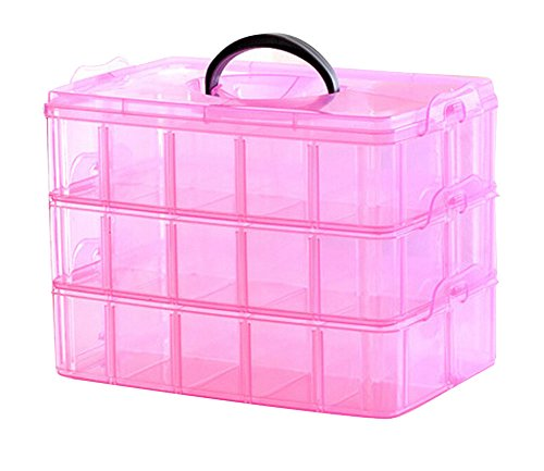 niceeshoptm-3-layer-portable-plastic-nail-art-makeup-container-manicure-storage-boxesrandom-color