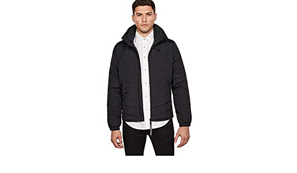 G Star Men's Attacc Quilted Jacket, Black, XXL: Amazon.co.uk