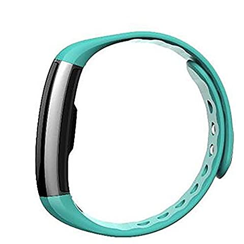 ZUIZU Smart Watch IP67 Waterproof Smart Bracelet 4.0 Alarm, Auto Date, Chronograph, Complete Calendar, Diver, Heart Rate Monitor, Moon Phase, Multiple Time Zone, Perpetual Calendar, Power Reserve, Rattrapan , B