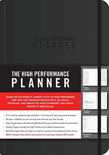 The High Performance Planner por Brendon Burchard