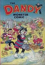 The Dandy Monster Comic 1950 (Annual)