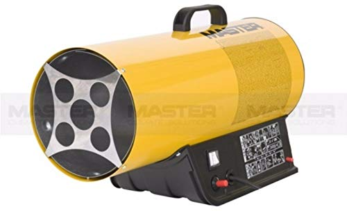 Generatore aria calda riscaldatore gas MASTER cannone propano butano GPL (BLP 17M...