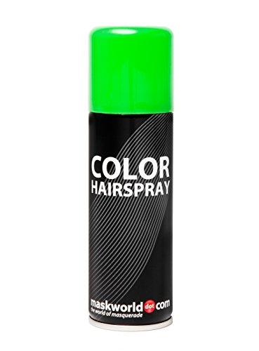 spray - farbiges Haarspray bunt Colorspray (Grün) (Grüne Halloween-haarspray)