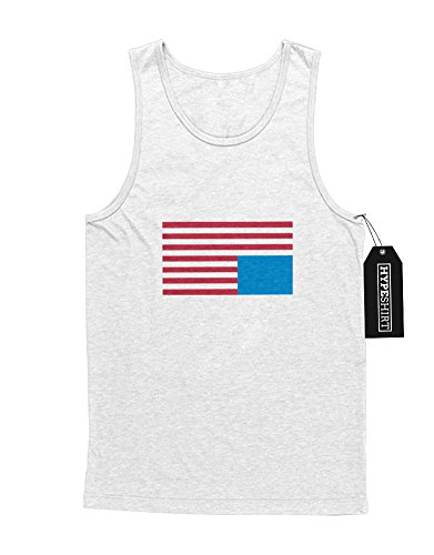 Tank-Top House of Cards America Flag H549341 Weiß