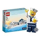 Brixplanet Lego 40227 MSC Cruises Meraviglia Edizione Speciale