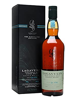 Lagavulin 1997 Distillers Edition Single Malt Scotch Whisky 70cl Bottle