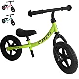 Banana Bike LT – Bicicletta da Equilibro, Bici Senza Pedali Leggera per Bambini -...
