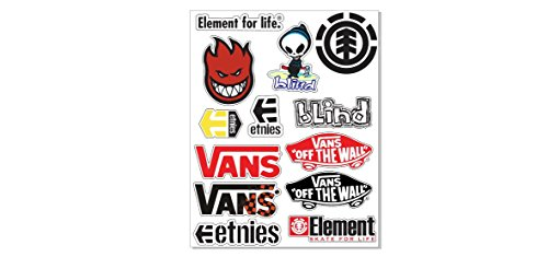 1-sheet-a4-13-sticker-skateboard-sticker-decal-aufkleber-surfboard-snowboard-surfer-skater-etnies-el