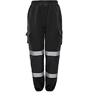 Army And Workwear Herren Arbeitshose Gr. L L 34-38 Taille, Black - Corporate/Security Colours