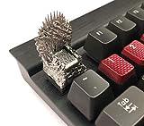 Iron Throne Keycap für Cherry MX Mechanical Gaming Keyboards Silber Silber