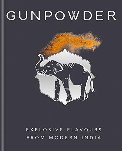 Gunpowder: Explosive flavours from modern India (English Edition)